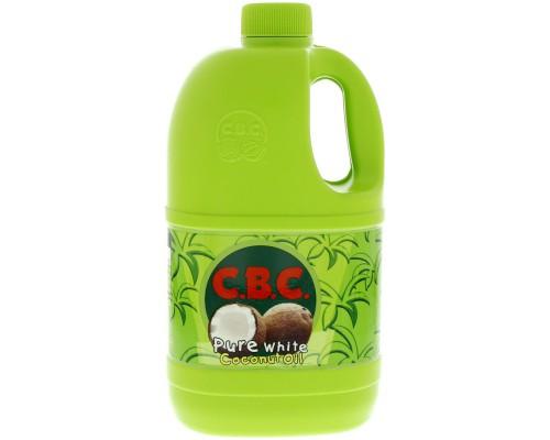 Натуральное кокосовое масло C.B.C  1л