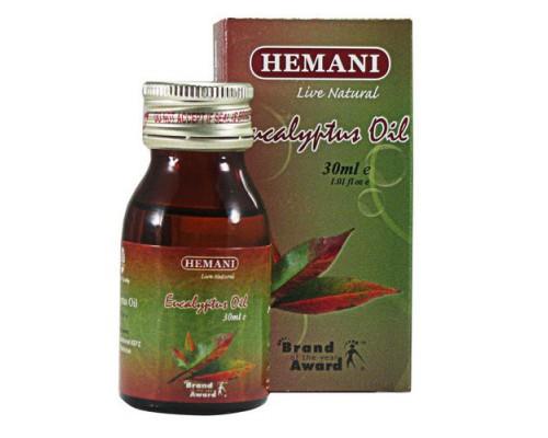 Масло Эвкалипта - Evcaliptus Oil (Hemani) 30мл