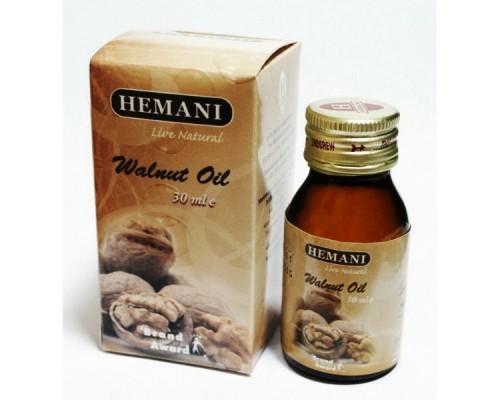Масло Грецкого ореха Walnut Oil (Hemani 30мл)