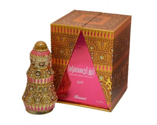 Духи Insherah gold Rasasi 15мл