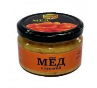 Крем - мед (башкирский) с облепихой 300гр