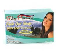 Мыло Silky Pleasure - Fade Out Fairness Snail (С экстрактом улитки) 130гр