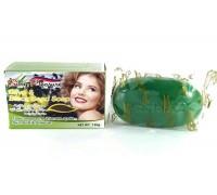 Мыло Silky Pleasure - Olive & Black Seed Soap (Оливки & Черный тмин) 130гр