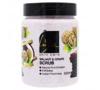 Скраб BioLuxe (walnut & grape) 500мл