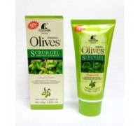 Скраб гель Roushun olives 100гр