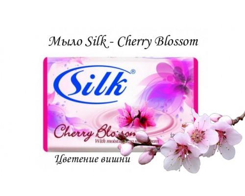 Мыло Silk - Cherry Blossom (Цветущая Вишня) 125гр ОАЭ