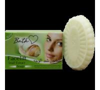 Мыло Bath - FaceLift (с экстрактом улитки для подтяжки лица) 75гр