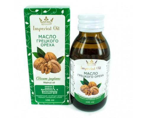 Масло грецкого ореха (Imperial Oil) 100мл
