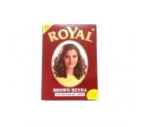 Хна Royal - Brown (Коричневый) (в упаковке 7шт по 10гр) Индия