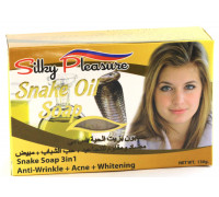Мыло Silky Pleasure - Snake Oil (cо змеиным жиром) (NEW) 130гр