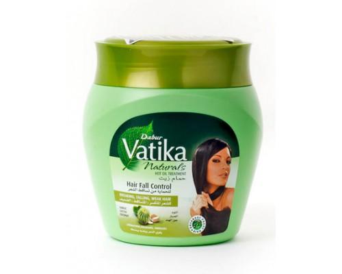 Маска для волос Vatika - Garlic, Cactus, Coconut (Чеснок, кактус, кокос) 500гр
