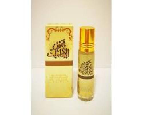 Арабские масляные духи Shams Al Emarat Al Zaafaran  10 мл Женские