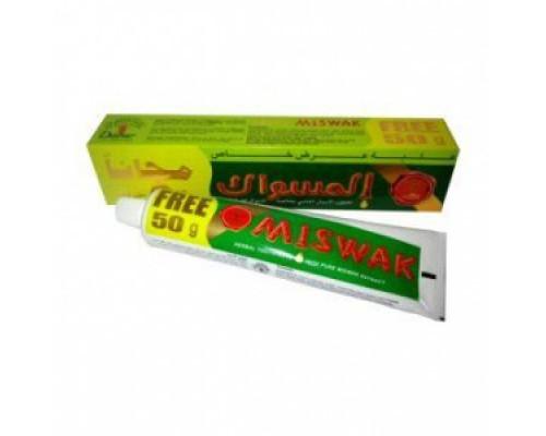 Зубная паста Dabur - Miswak (С Мисваком) 170гр